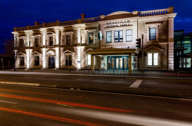 Woodville Town Hall Upgrade